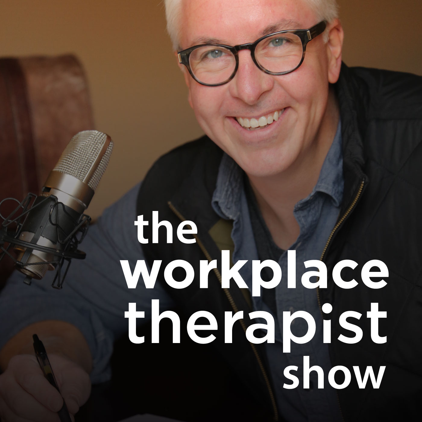 The Workplace Therapist Show show art