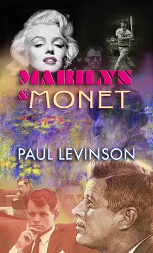 Artwork for Paul Levinson reads from Marilyn & Monet