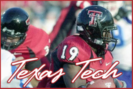 Nebraska Football -Texas Tech