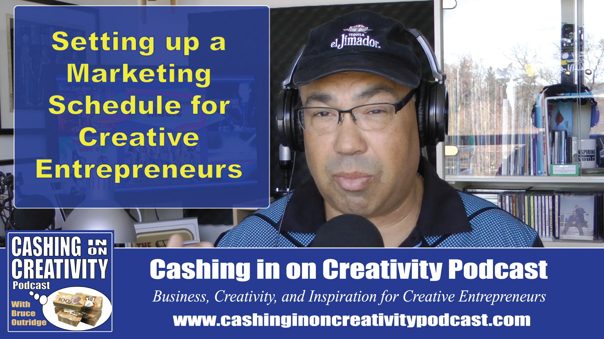 Set up your marketing schedule as a creative entrepreneur