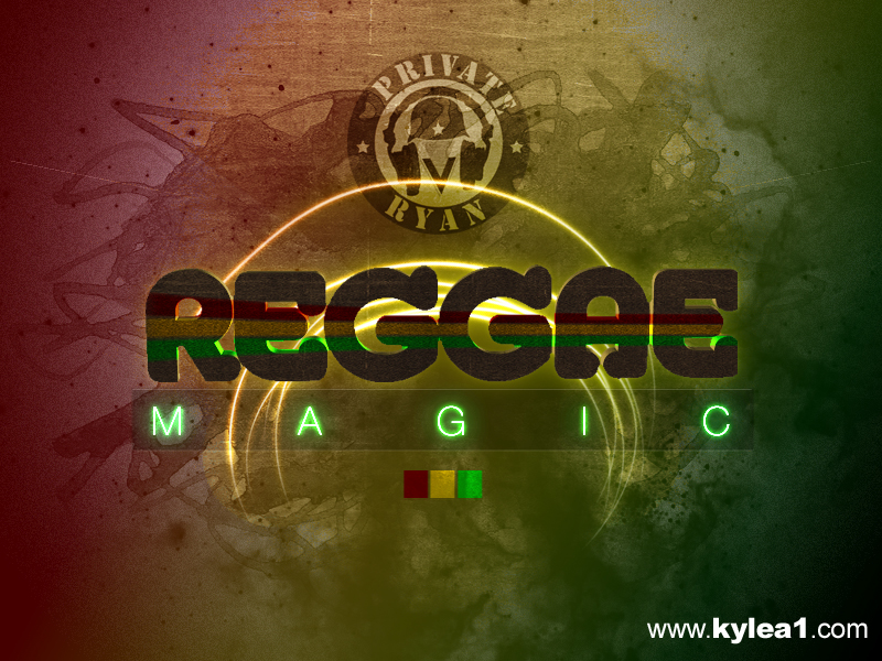 Private Ryan Reggae Magic (old & new)
