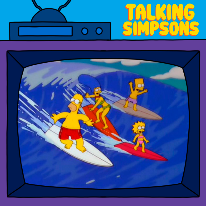 Talking Simpsons - The Great Money Caper With Steven Sajdak