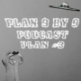 Artwork for Plan 9 by 9: Plan 3 - Minutes 18:01-27:00 with guest Dominique Lamssies