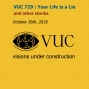 Artwork for VUC723 - Your Life is a Lie
