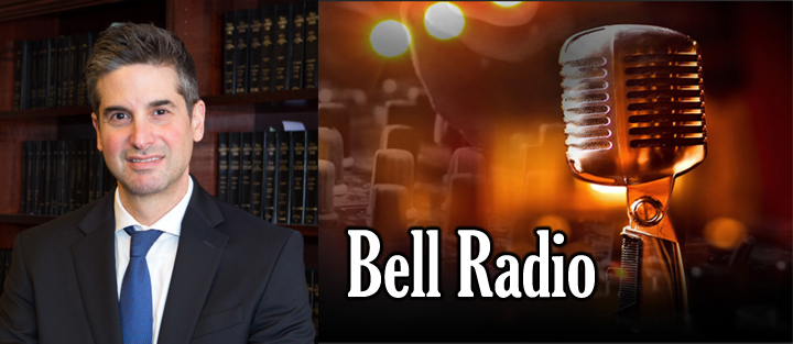 Bell Radio: Disability Law show art