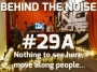 Artwork for #29A - Move along people, nothing to see here...