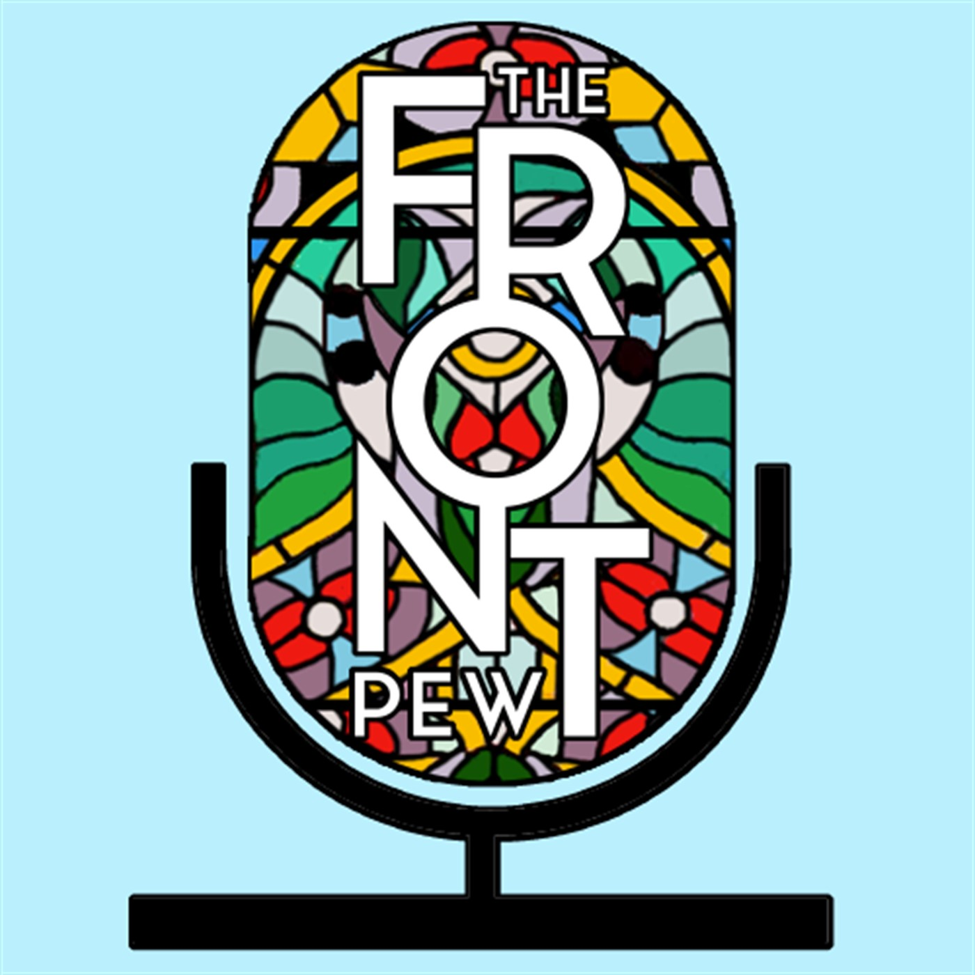 The Front Pew show art