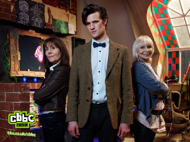Tim's Take On: Episode 42(Sarah Jane Adventures:Death of The Doctor review)