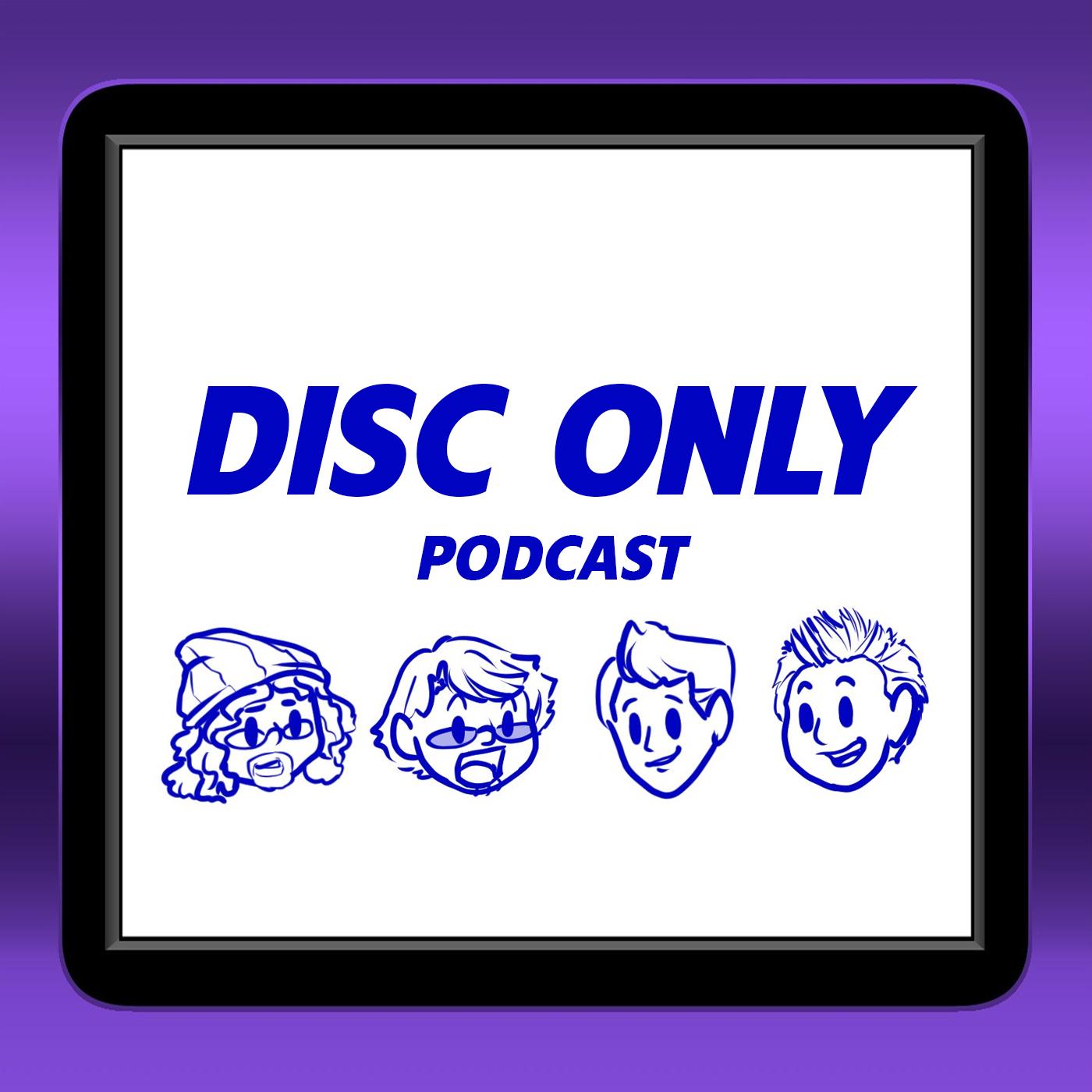 Disc Only show art