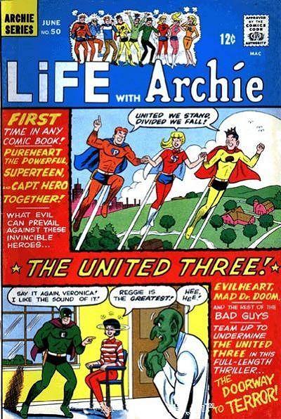 KomicsKast - #95 - Archie Andrew's Secret Identity!