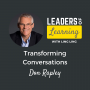 Artwork for Transforming Conversations with Don Rapley