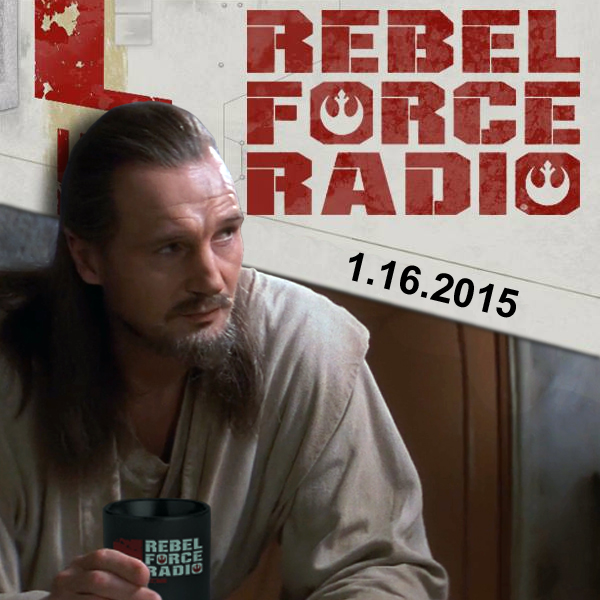 RebelForce Radio: January 16, 2015