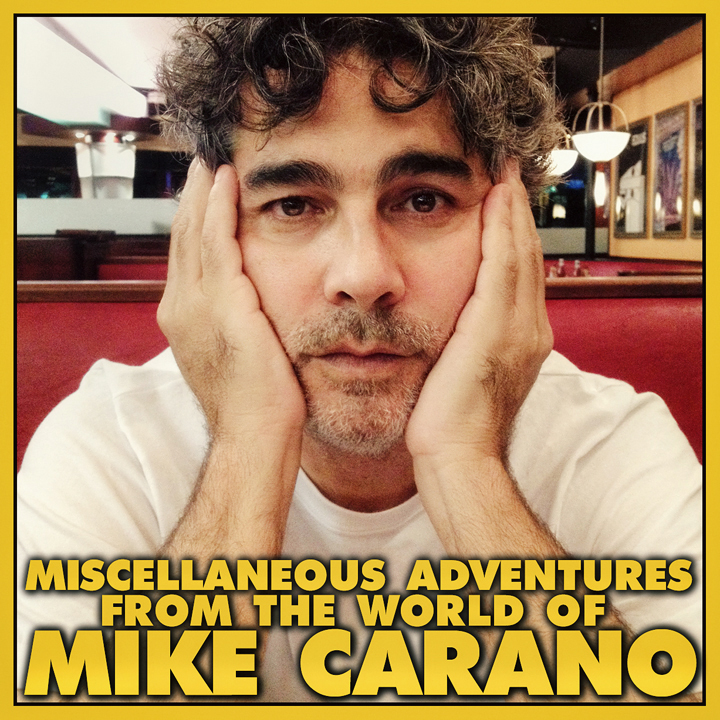 Miscellaneous Adventures from the World of Mike Carano • Episode 110 • Spirit Animal • Jackhammers • REI