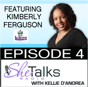 Episode 4:  The Important Qualities of Leaders with Kimberly Ferguson of K-Ferg Training.