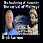 Artwork for Mairterya and The Awakening of Humanity with Dick Larson