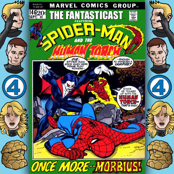 Episode 146: Marvel Team-Up #3 - The Power To Purge