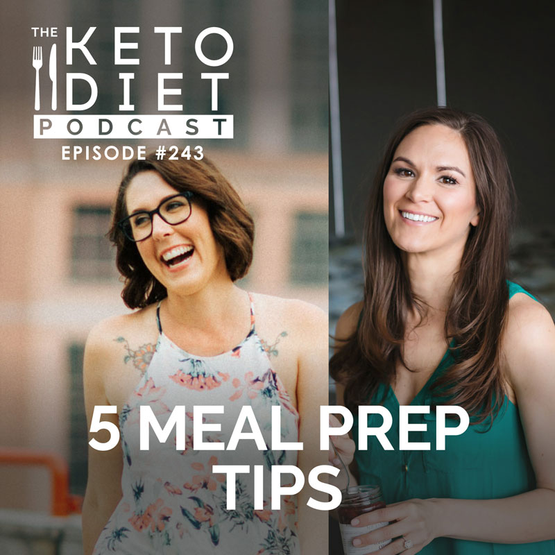 #243 The 5 Meal Prep Tips with Allison Schaaf {PrepDish CEO}