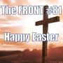 Artwork for Happy Easter 2018 (The FRONT #81)