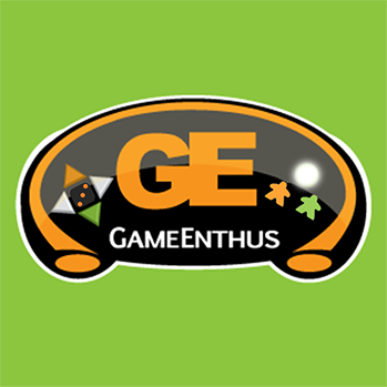 GameEnthus Podcast - video games, board games, movies, TV shows and everything else show art