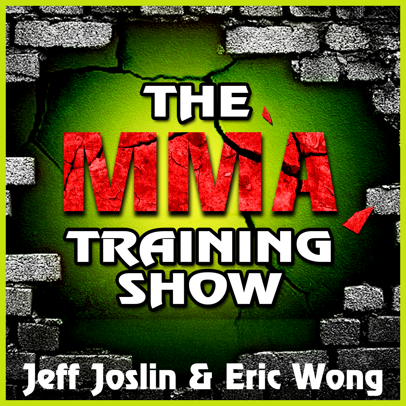 The MMA Training Show: Fitness | Fighting | Mixed Martial Arts | Nutrition logo