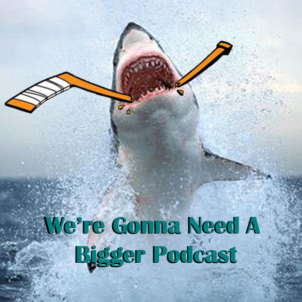 We're Gonna Need A Bigger Podcast - Episode 27 - 10/24/12