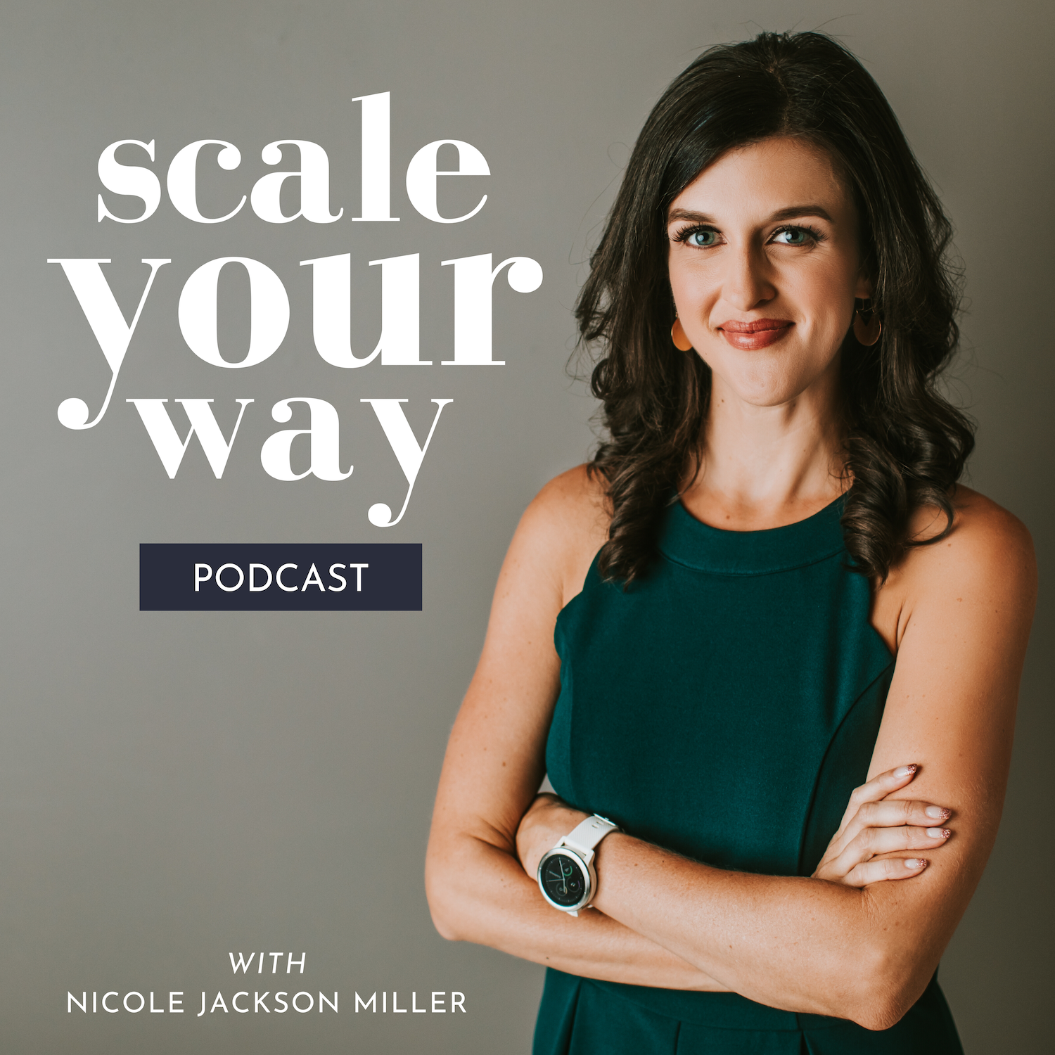 Scale Your Way show art