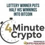 Artwork for Lottery Winner Puts Half His Winnings Into Bitcoin