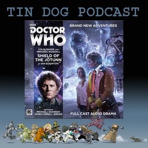 TDP 545: @BigFinish Monthly Range - SHIELD OF THE JÖTUNN