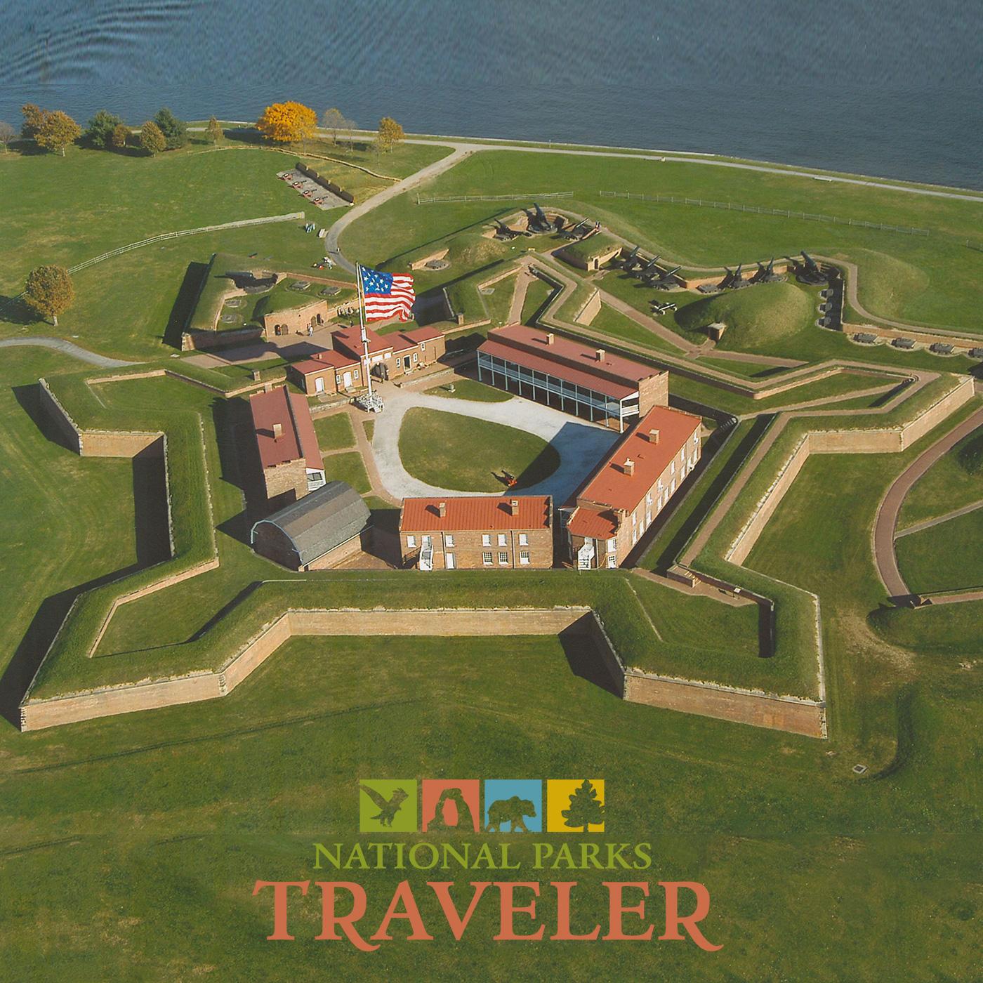 Artwork for National Parks Traveler: A Fort McHenry Fourth Of July