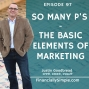 Artwork for Ep. 097: The Many P's of Marketing