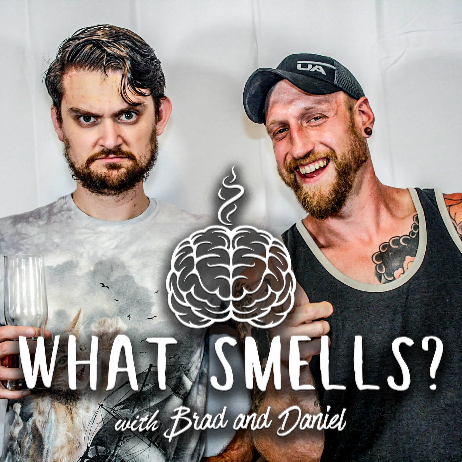 What Smells?  with Brad and Daniel show art