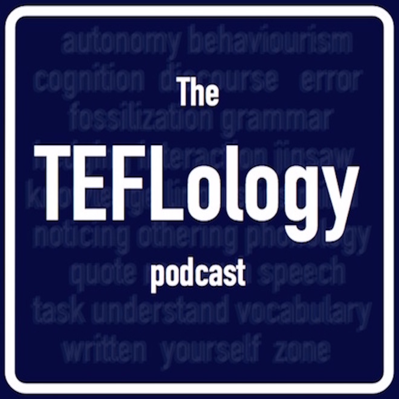 Artwork for Episode 59: Tim Johns, TEFL Exchange, and CAP