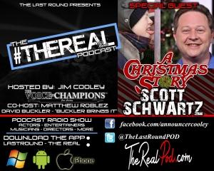 TRR #11 - Scott Schwartz - A Christmas Story