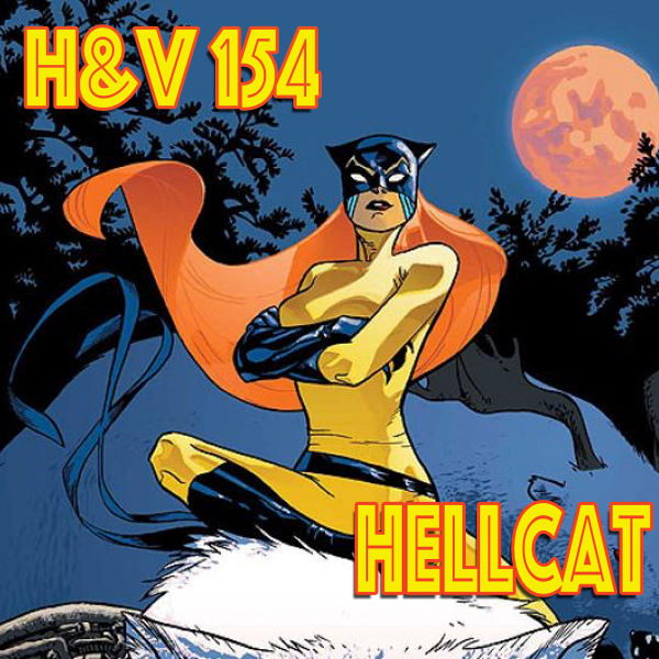 154:Patsy Walker/ Hellcat with Bruce