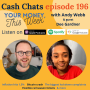 Artwork for #196 Your Money, This Week (20 May 2021) with guest Dee Gardner