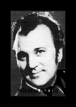 Nicolai Gedda in Tosca