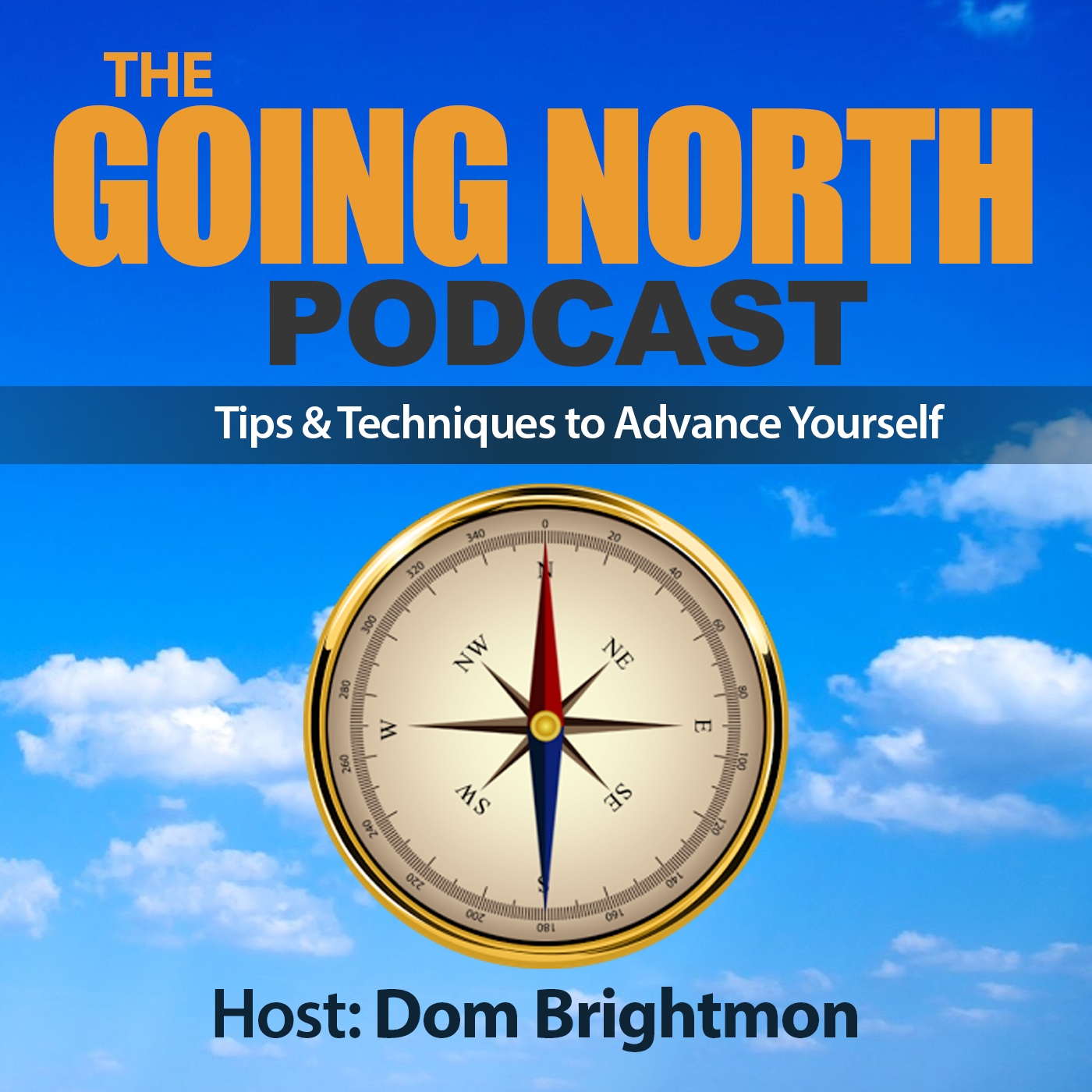 Going North Podcast show art