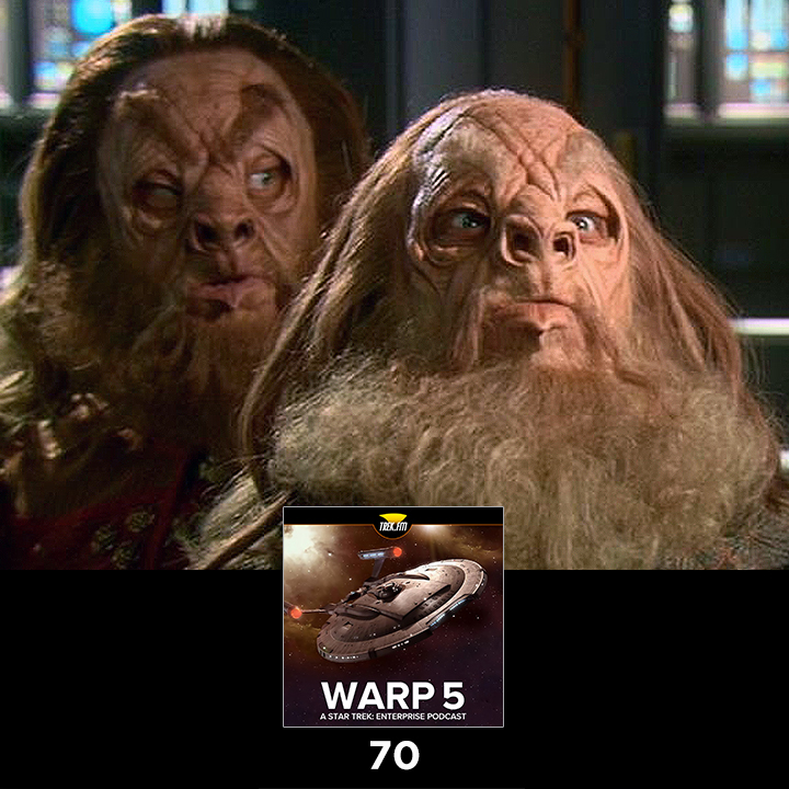 Warp Five 70: The Head-Butting Race