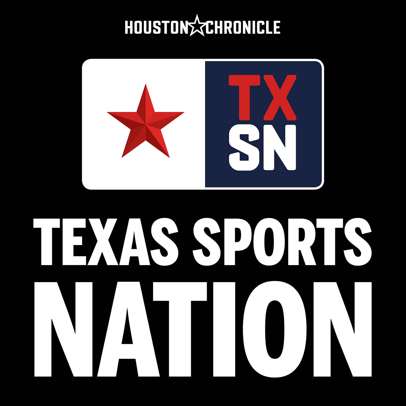 Texas Sports Nation show art
