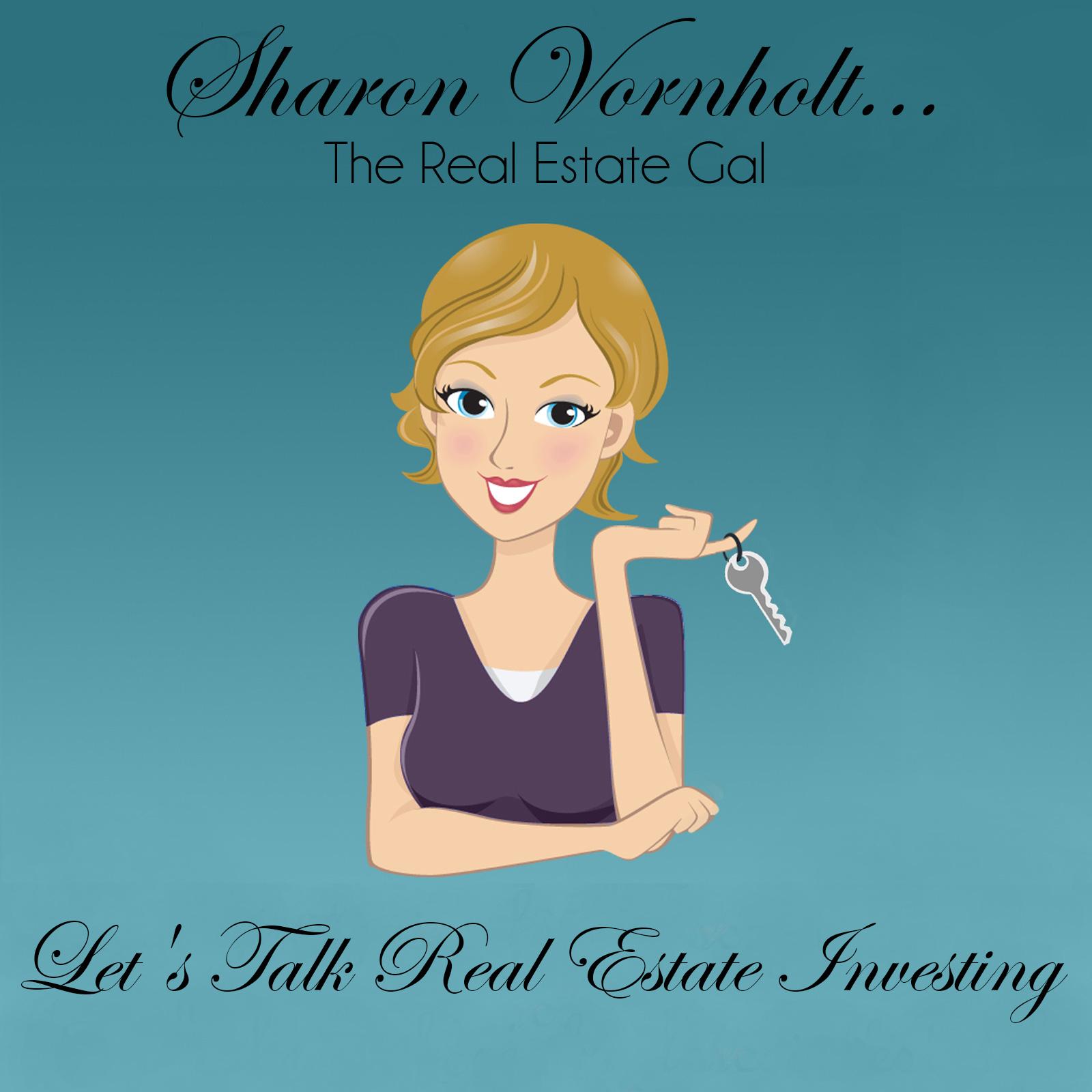 Let's Talk Real Estate Investing with Sharon Vornholt show art