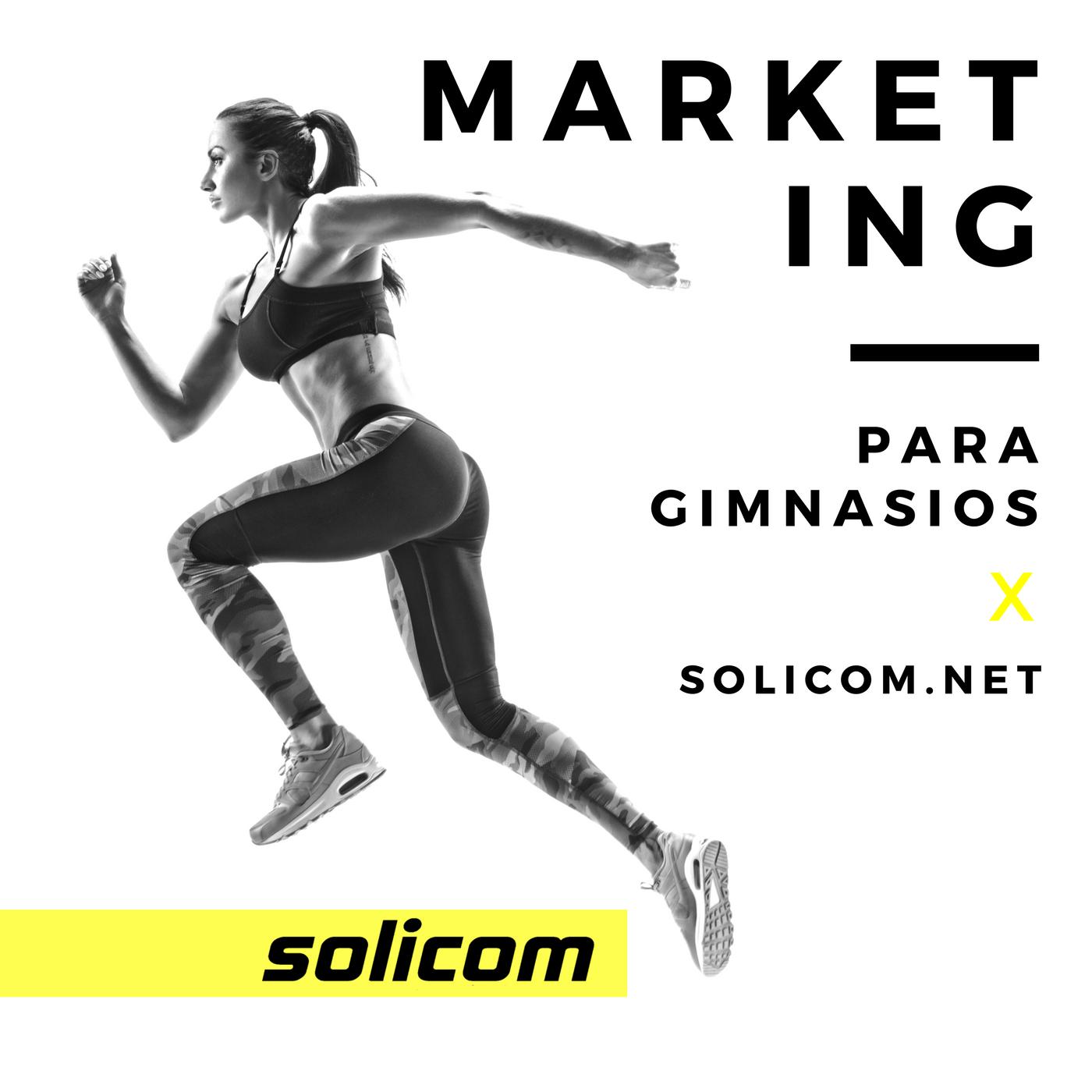 Marketing para Gimnasios show art