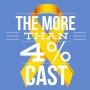 Artwork for The More Than 4 Cast - Justin Wilford