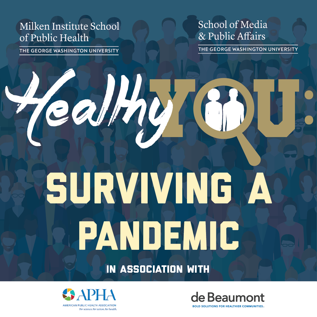 Surviving a Pandemic - Reporters Lauren Weber and Michelle Smith