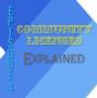 Artwork for Community Licenses Explained