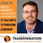 Artwork for 362: Krister Ungerböck: 22 Talk Shifts To Transform Leadership