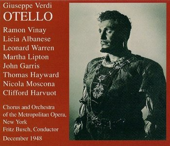 Ramon Vinay as Otello