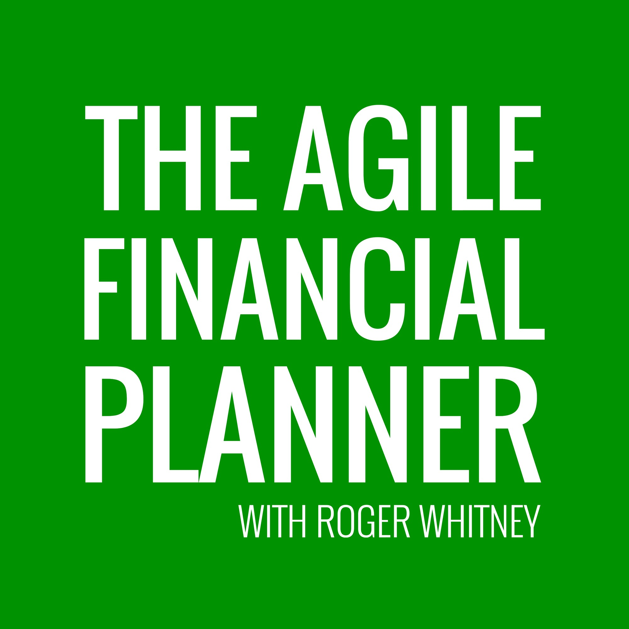 The Agile Financial Planner show art