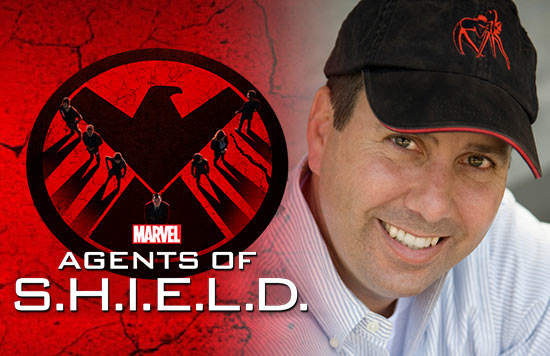 Mark Kolpack, VFX Supervisor, Marvel's Agents of S.H.I.E.L.D.