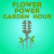 Flower Power Garden Hour 81: Listener Q&A...cold season prep show art