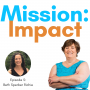 Artwork for Preventing Burnout in the Nonprofit Sector with Beth Sperber Richie